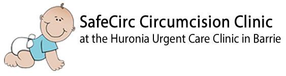 SafeCirc Newborn Circumcision Clinic Retina Logo